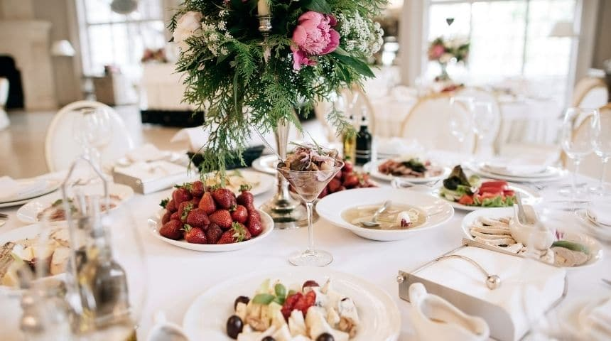 lexington catering company for weddings
