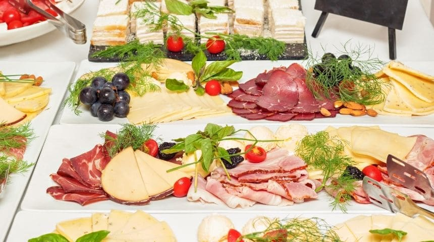 lexington sc corporate event catering