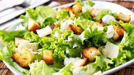 ljs par and grill Caesar Salad