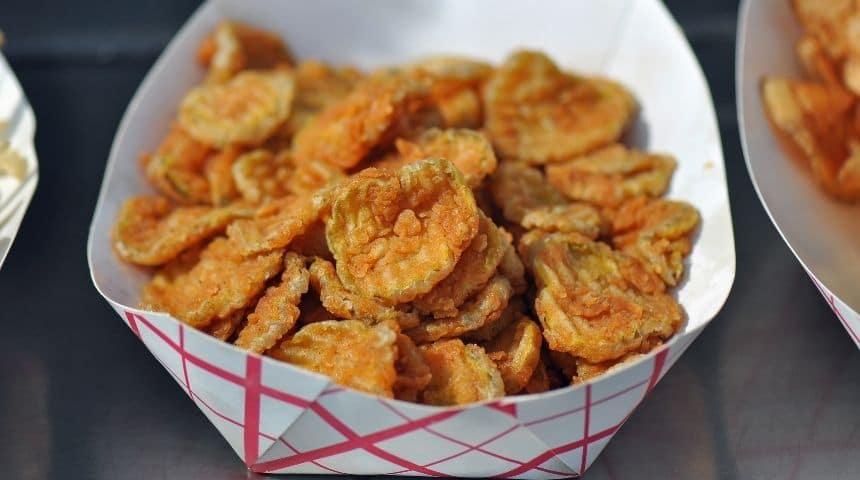 ljs par and grill Fried Pickles