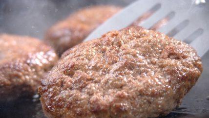 ljs par and grill Hamburger Steak