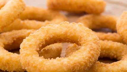 ljs par and grill Onion Rings