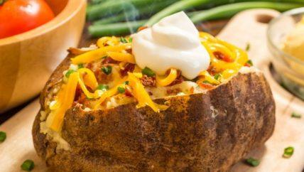 ljs par and grill baked potato