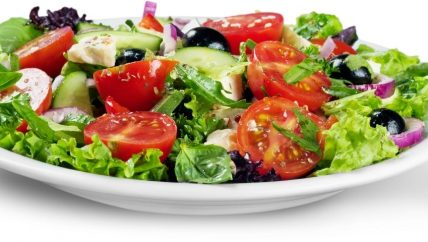 ljs par and grill crescent moon salad