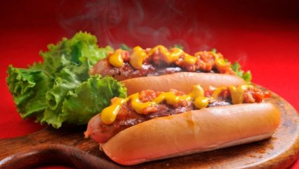 ljs par and grill hot dogs