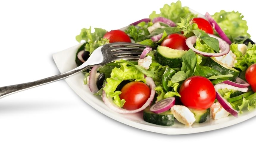 ljs par and grill house salad