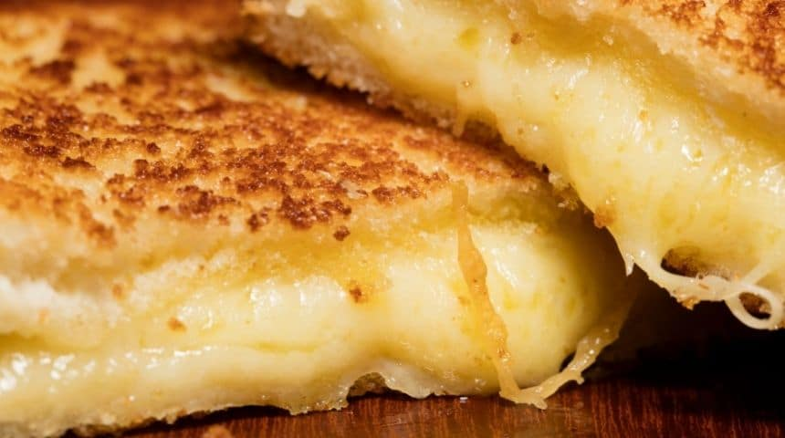 ljs par and grill kids grilled cheese